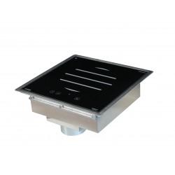 Plaque induction encastrable touches sensitives GL 3000W