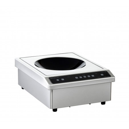 Counter-top induction wok BWIC Bioline