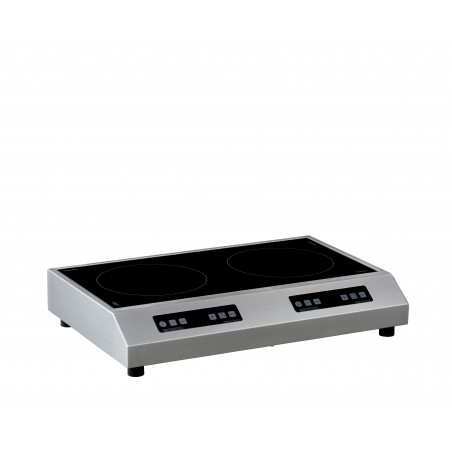 Counter-top induction 2 zones GLN2