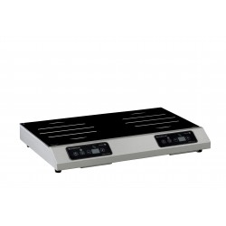 Induction posable 2 zones GL2